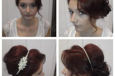 Wedding Hair Example